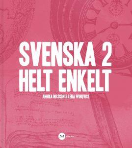 Omslag Svenska 2