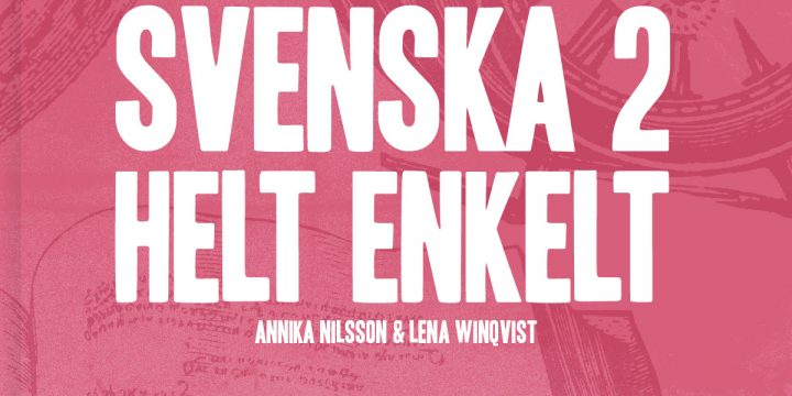 Svenska 2 – Helt enkelt