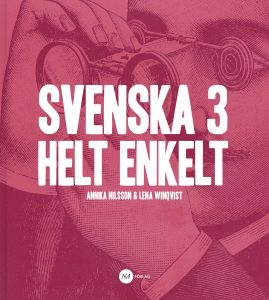 Omslag Svenska 3