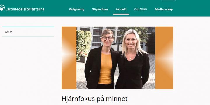 FÖRELÄSNING FÖR SLFF PÅ ST:GERTRUD I MALMÖ NU PÅ MÅNDAG!