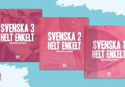 """JUST NU! GRATIS UTVÄRDERINGSEXEMPLAR AV """"SVENSKA HELT ENKELT""""!"""