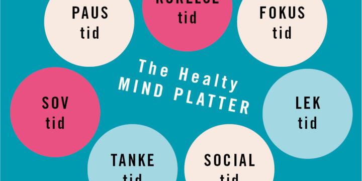 THE HEALTHY MIND PLATTER – EN TALLRIKSMODELL FÖR HJÄRNAN