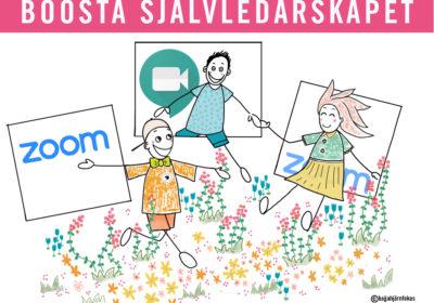 BOOSTA SJÄLVLEDARSKAPET NÄR VI KLIVER UR SKÄRMEN